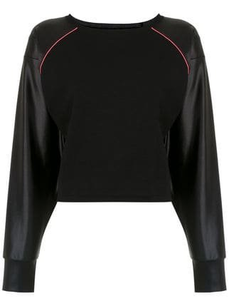 Track & Field Neon Long Sleeved Blouse - Farfetch