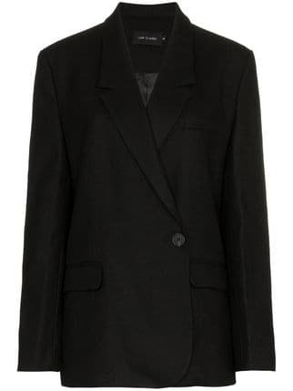 Low Classic Double Breasted Blazer Jacket  - Farfetch