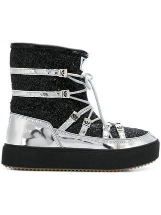 Chiara Ferragni Mirror Snow Boots - Farfetch