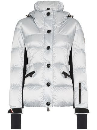 Moncler Grenoble Antabia 6 Feather Down Padded Jacket - Farfetch