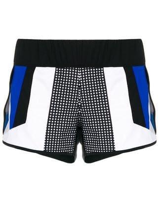 No Ka\' Oi Colour Block Shorts - Farfetch