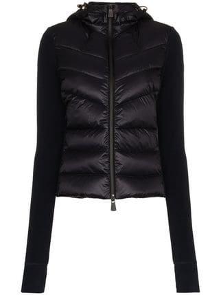 Moncler Grenoble Maglia Feather Down Fleece Jacket - Farfetch