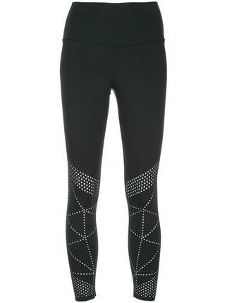 Nimble Activewear Slim Perforated Leggings - Farfetch