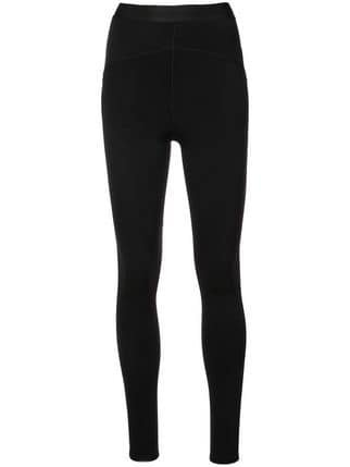 Cushnie High Waisted Leggings - Farfetch
