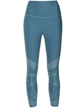 Nimble Activewear Studio To Street 7/8 Laser-cut Leggings - Farfetch