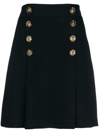 Elisabetta Franchi A-line Fitted Skirt  - Farfetch