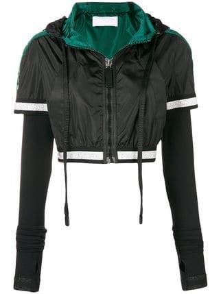 No Ka\' Oi Cropped Hooded Jacket - Farfetch