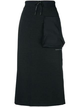 Nike Drawstring Skirt - Farfetch