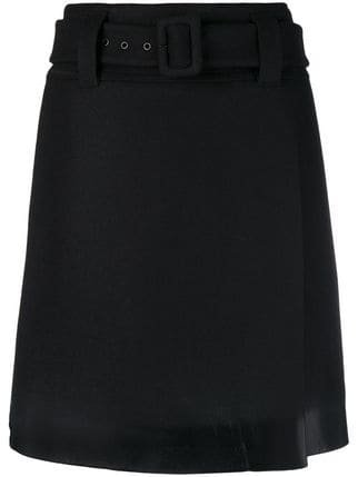 Prada Short Belted Skirt - Farfetch