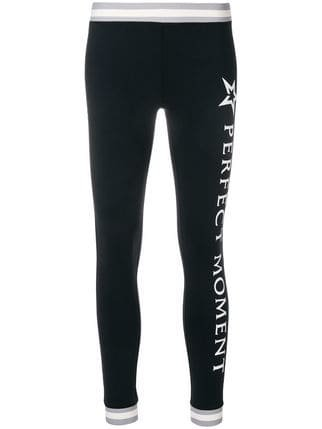 Perfect Moment Race Stripes Leggings - Farfetch