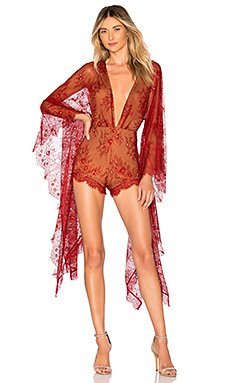 Bella Romper                                             Michael Costello