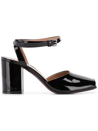 Marni Chunky Heel Sandals - Farfetch