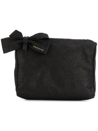 L\'Autre Chose Bow Embellished Clutch Bag - Farfetch