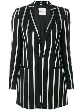 Each X Other Striped Oversize Blazer - Farfetch