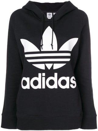 Adidas Adidas Originals Trefoil Hoodie - Farfetch