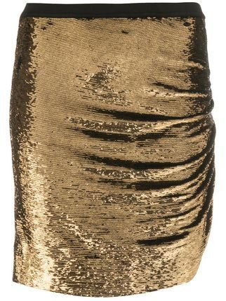 Iro Reward Sequin Skirt - Farfetch