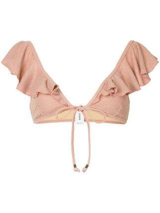 Suboo Ruffled Bikini Top - Farfetch