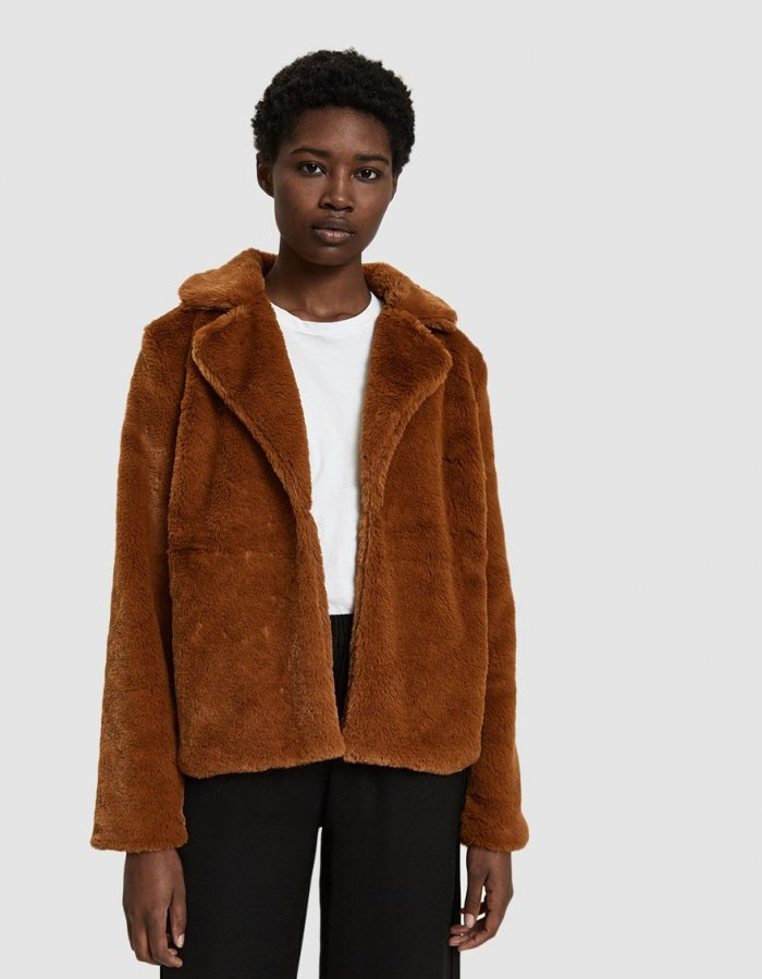 Tina Faux Fur Jacket