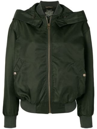 Mr & Mrs Italy Hooded Bomber Jacket - Farfetch