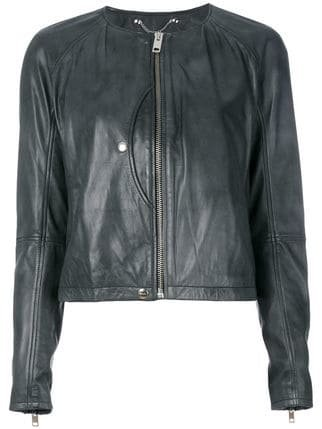 Diesel Cropped Jacket - Farfetch