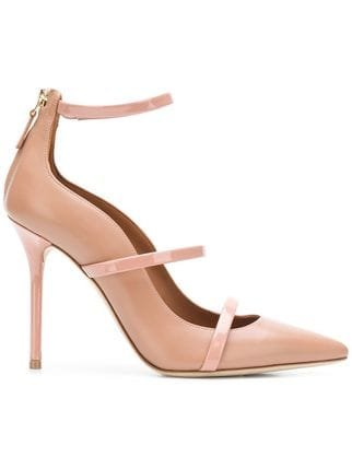 Malone Souliers By Roy Luwolt Pointed Toe Pumps - Farfetch