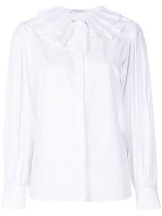 Vivetta Pleated Collar Shirt - Farfetch