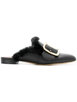 Bally Buckled Mules - Farfetch