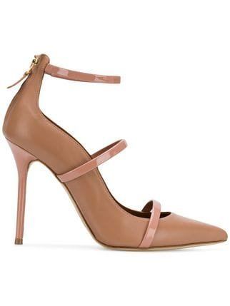 Malone Souliers By Roy Luwolt Robyn Pumps - Farfetch