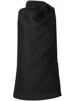 Rick Owens Toga Draped Tunic - Farfetch