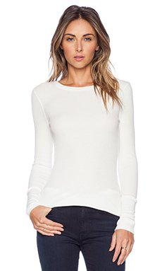 Modal Thermal Long Sleeve Tee                                             Bobi