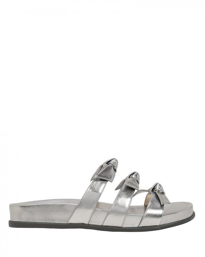 Lolita Bow Flat Sandals