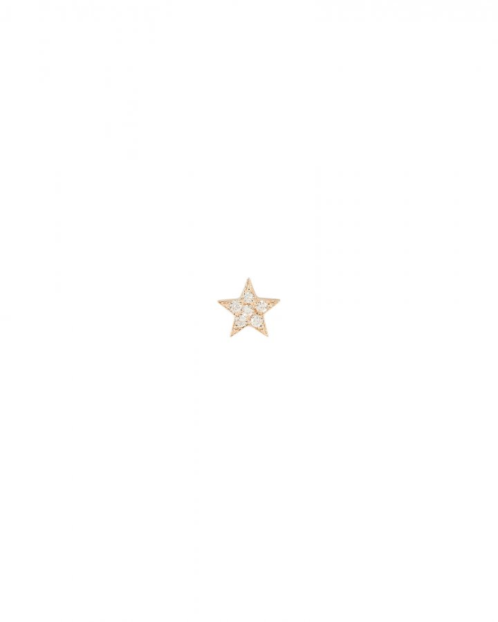 Itty Bitty Star Stud Earring