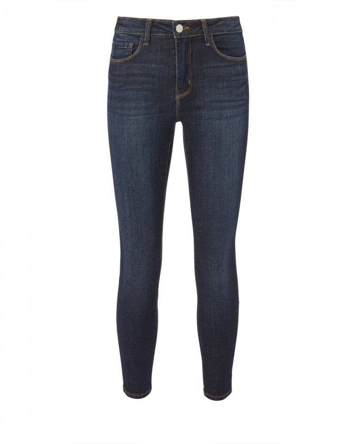 Margot Prime Vintage High-Rise Ankle Skinny Jeans