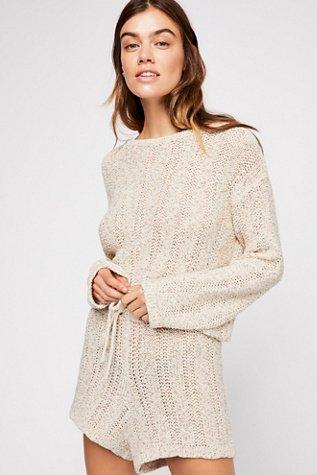Bali Babe Sweater Romper