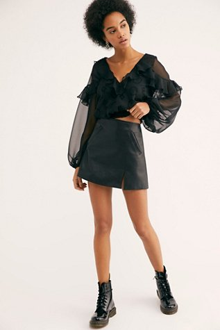 Latch On Skirt