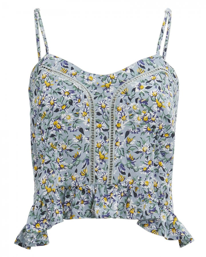 Daisy Amore Cropped Cami