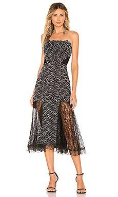 Ornella Midi Dress                                             Alexis