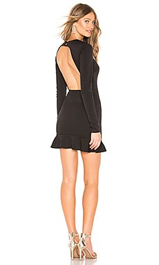 Myna Open Back Dress                                             About Us