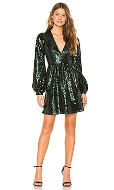 Camille Mini Dress                                             SALONI