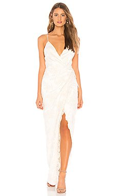 x REVOLVE Adeline Gown                                             Michael Costello