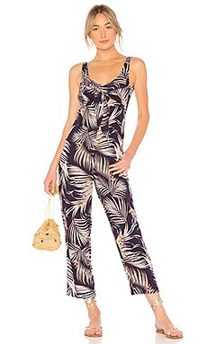 Off Duty Jumpsuit                                             TAVIK Swimwear