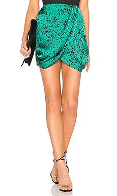 The Jenny Mini Skirt                                             L\'Academie