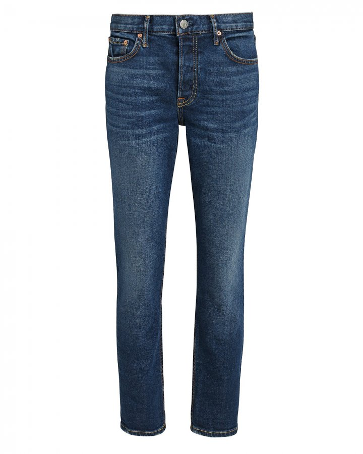 Yasmin Mid-Rise Jeans
