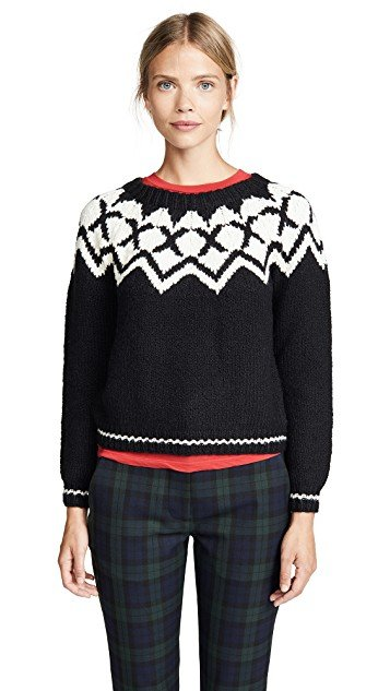 Robyn Fair Isle Sweater