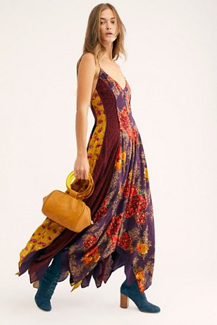 Dream Catcher Maxi Dress