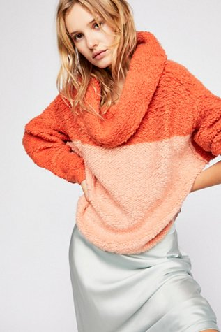 Sherpa Cashmere Sweater