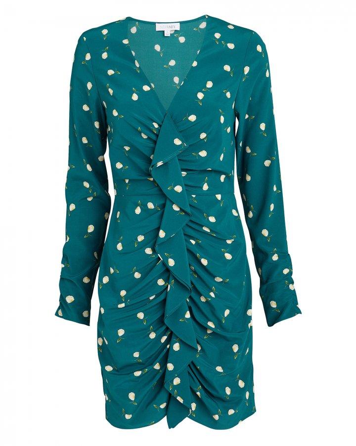 Adrienne Floral Mini Dress