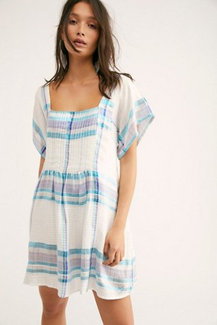 Barcelona Mini Dress