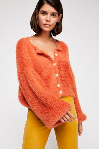 Lola Cropped Cardi Sweater