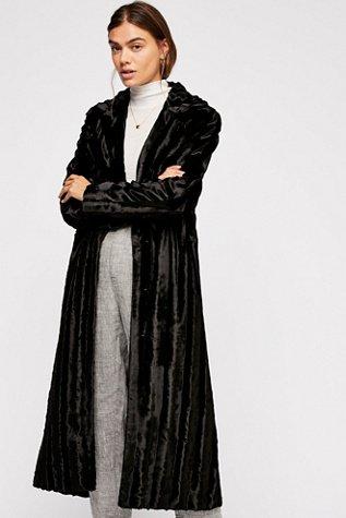 Velvet Underground Coat